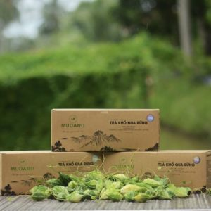 Trà khổ qua rừng túi lọc Mudaru – Hộp 50 túi