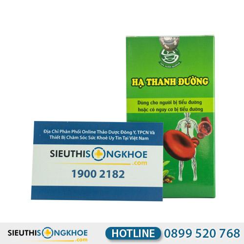 Hạ Thanh Đường - (Hộp Dạng Viên Nang)