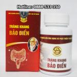 Tràng Khang Bảo Điển - Hỗ trợ trị Viêm Đại Tràng Cấp Và Mãn Tính