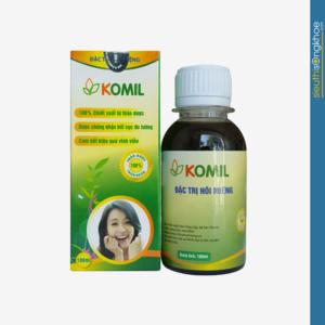 Thảo dược hỗ trợ điều trị hôi miệng Komil (Liệu Trình 3 Hộp – 1,5 Tháng)