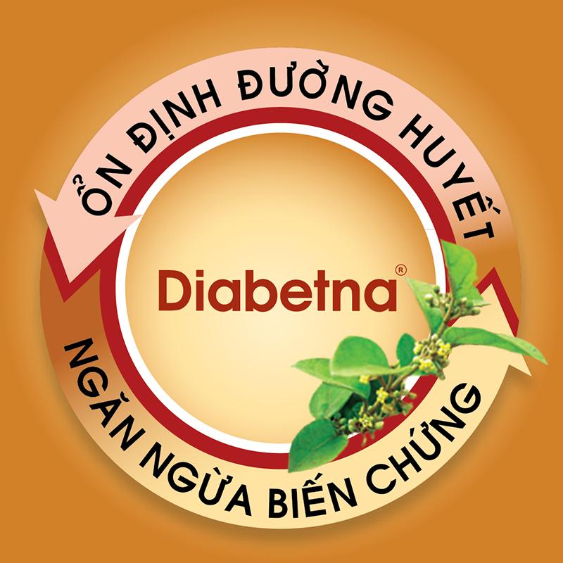 công dụng viên uống diabetna