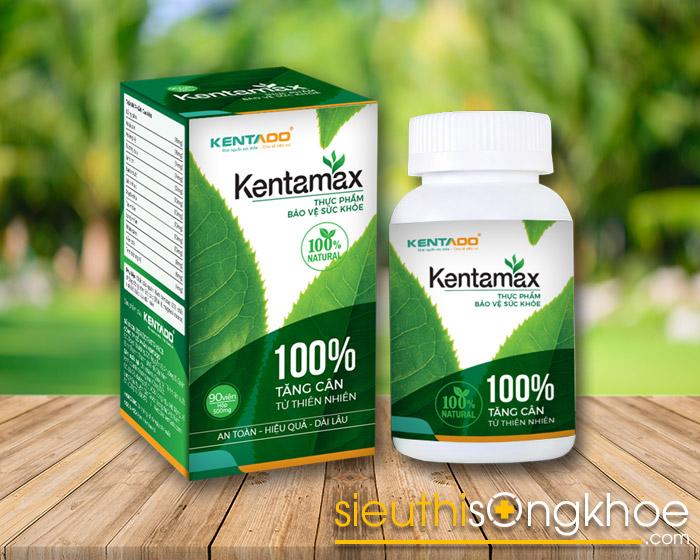 Thuốc tăng cân kentamax