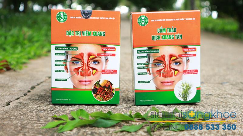 công ty phân phối thuốc cẩm thảo dịch xoang tán