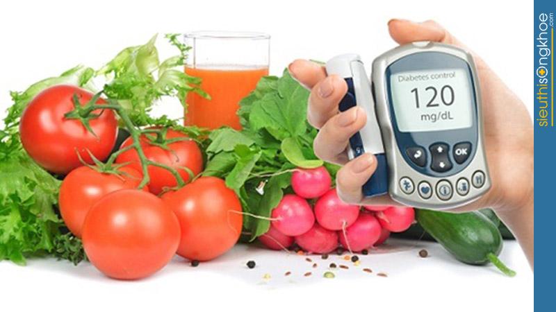 thực đơn cho người tiểu đường cao huyết áp