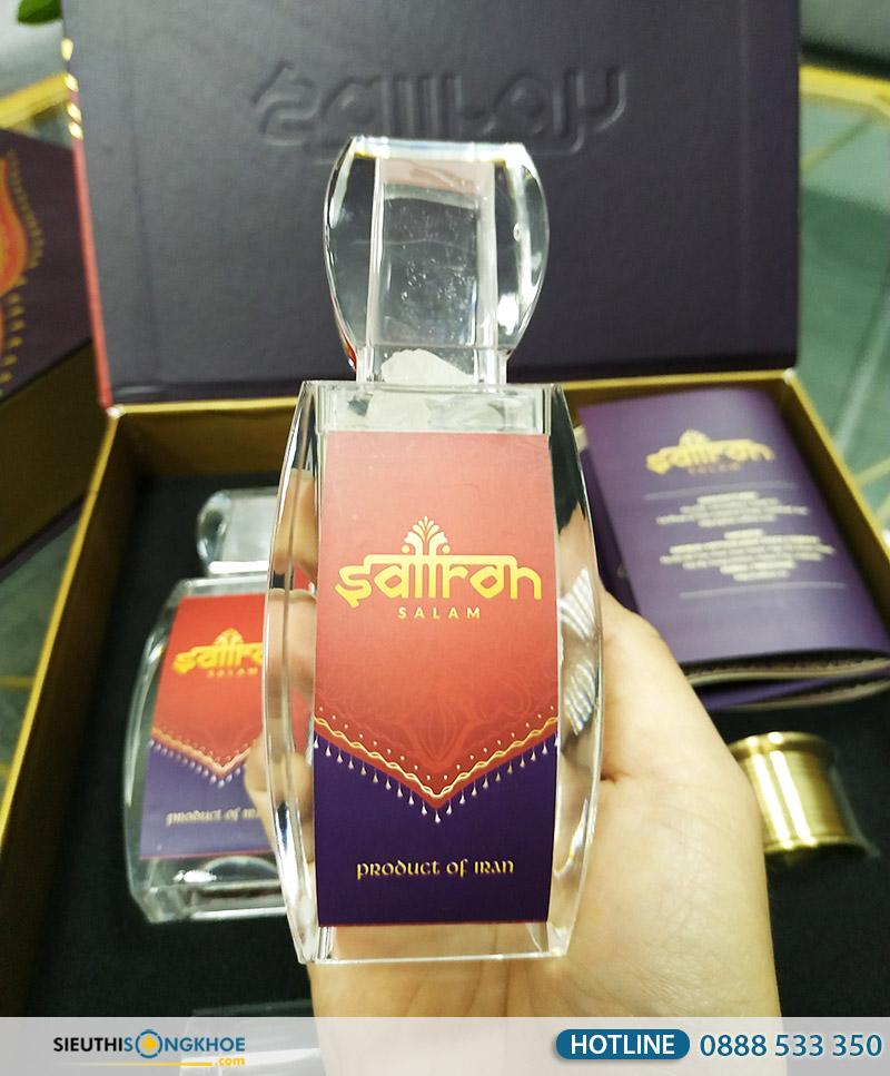 nhuỵ hoa nghệ tây saffron