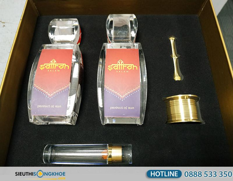 nhuỵ hoa nghệ tây saffron 5gr