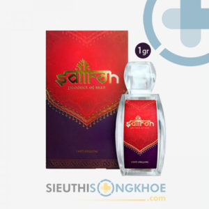 Nhuỵ Hoa Nghệ Tây Saffron (1gr) – Khoẻ Trong Đẹp Ngoài