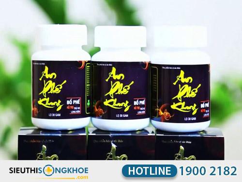 an phe khang co dung cho tre em duoc khong