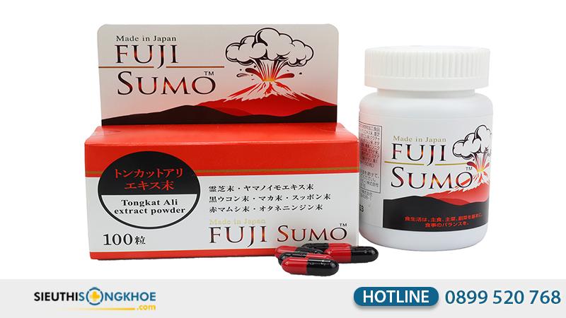 viên uống hỗ trợ sinh lý nam fuji sumo có tốt không