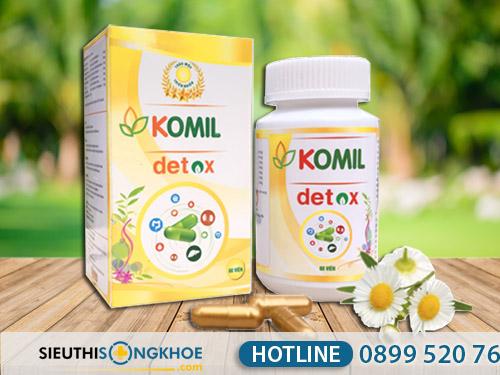 komil detox