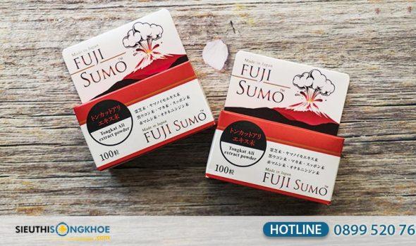 phản hồi viên uống hỗ trợ sinh lý nam giới fuji sumo