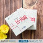 Trĩ Fresh- Hỗ trợ điều trị đau rát do Trĩ