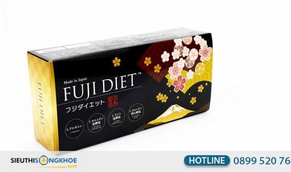 viên uống chuyển hóa mỡ fuji diet bán ở đâu