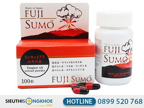 viên uống hỗ trợ sinh lý nam fuji sumo giá bao nhiêu