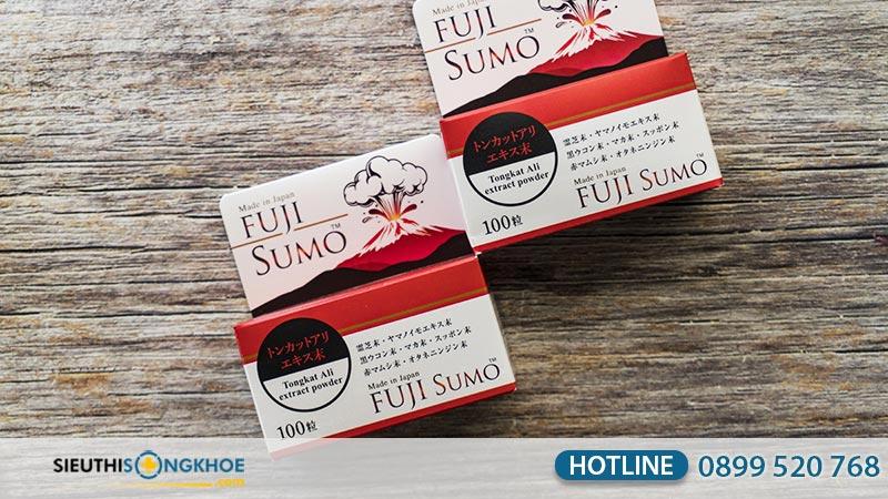 viên uống hỗ trợ sinh lý nam giới fuji sumo giá bao nhiêu