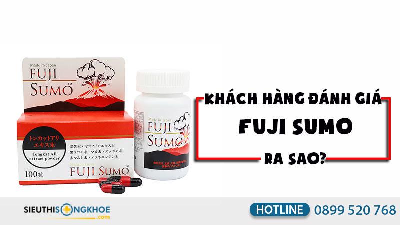đánh giá viên uống fuji sumo