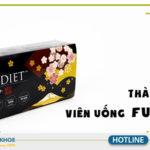 l-ornithine thành phần viên uống giảm cân fuji diet