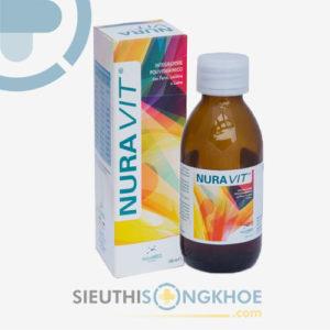 Nuravit – Hỗ trợ giúp trẻ tăng cường sức khỏe và ăn ngon chóng lớn