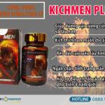 Kichmen Plus - Viên Uống Cải Tiến - Hỗ Trợ Cải Thiện Sinh Lý Nam