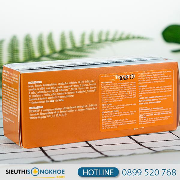 """Fermentix - """"Vệ sĩ"""" hỗ trợ đẩy lùi các bệnh về đường tiêu hóa"""