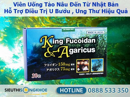 king fucoidan & agaricus 3