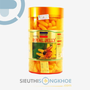 Sua ong chua costar royal jelly 1450mg 1