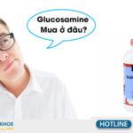 kikrland glucosamine hcl 1500 mg mua ở đâu