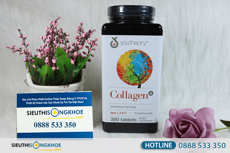 review Collagen Youtheory Type 1-2-3 4