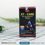 X7 Care - Viên Uống Chăm Sóc Xương Khớp Từ Mỹ