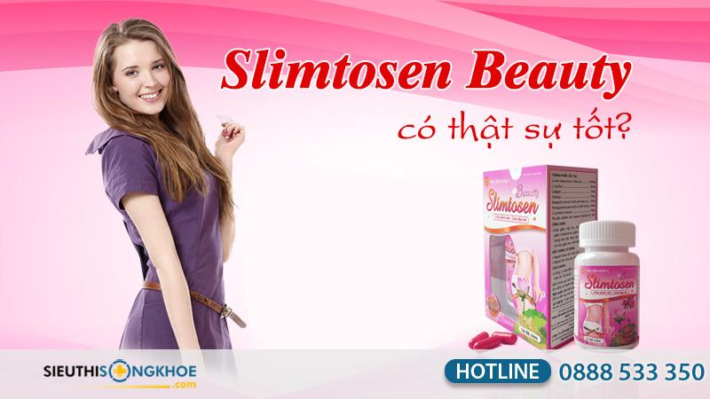 Slimtosen Beauty Học Viện Quân Y có tốt không?