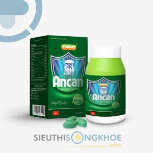 AnCan – Hỗ trợ trị ung bướu, phòng ngừa ung thư