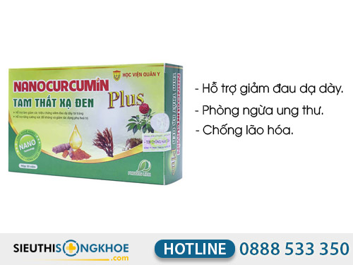nano curcumin tam that xa đen plus hvqy