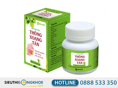 thong xoang tan