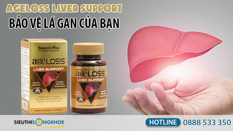 ageloss liver support