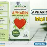 huyết áp apharin lừa đảo