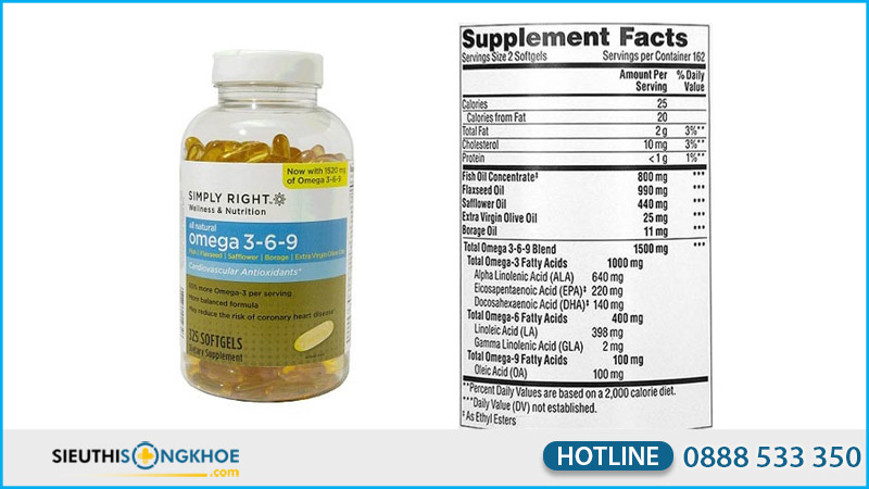 omega 369 simply right