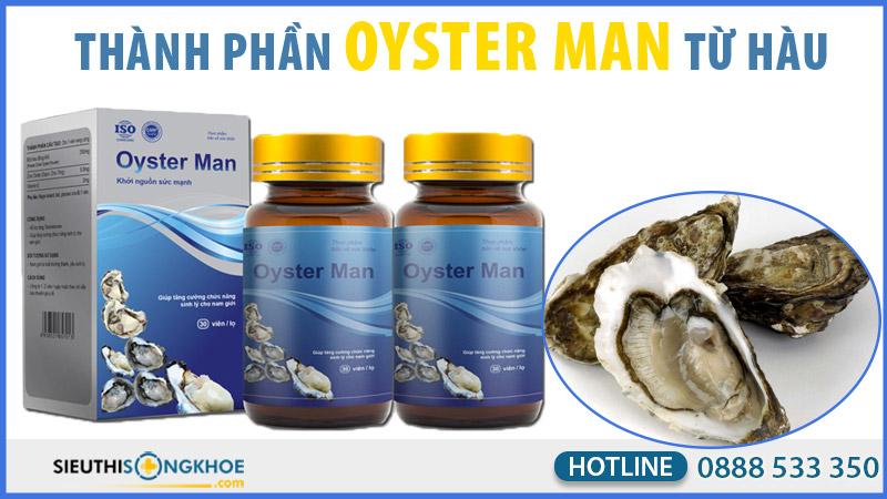 oyster man lừa đảo