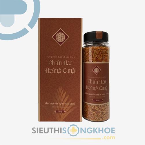 Phấn Hoa Hoàng Cung- Bồi Bổ Cơ Thể, Trắng Da Ngừa Mụn Nám