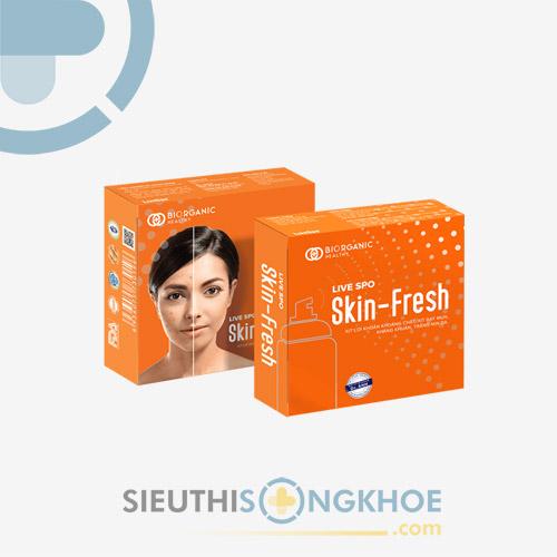 Skin Fresh - Xua Tan Các Nốt Mụn Đáng Ghét