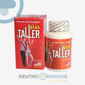 Taller Plus – Tăng Chiều Cao Một Cách Tối Đa