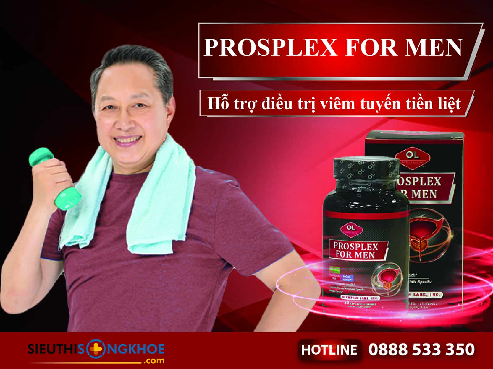 prosplex for men