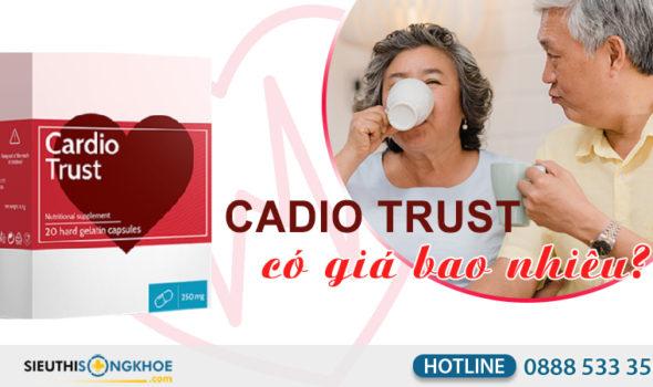 cardio trust giá bao nhiêu