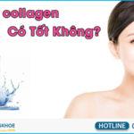 nước đông trùng hạ thảo hector collagen có tốt không