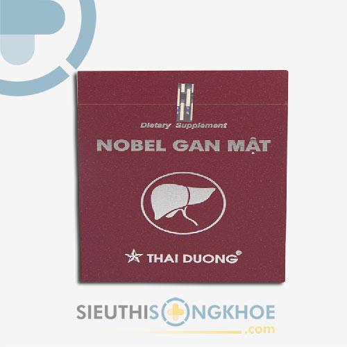 Nobel Gan Mật Thái Dương - Hỗ Trợ Điều Trị Các Bệnh Về Gan