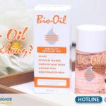 bio oil có tốt không