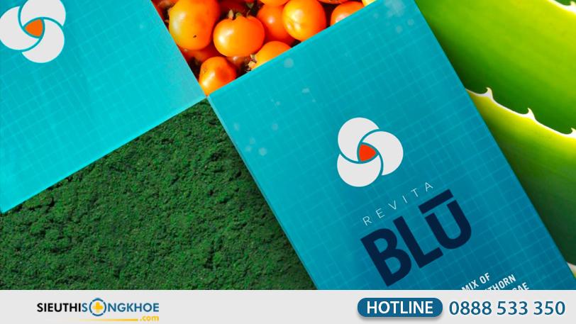 Revita Blu - Hỗ Trợ Tái Tạo Tế Bào Gốc Tủy Xương