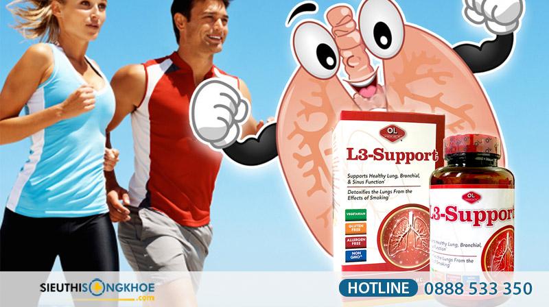 vien uong l3 support co tot khong