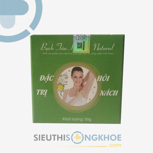 Bạch Tán Hương - Giảm Mùi Hôi Nách Nhanh Chóng, An Toàn