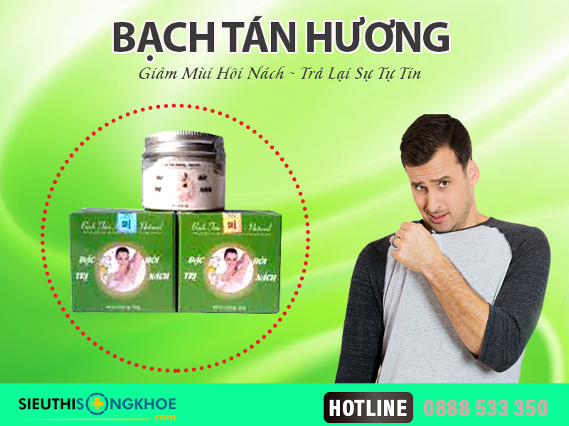 bach tan huong