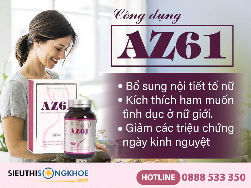 công dụng az61